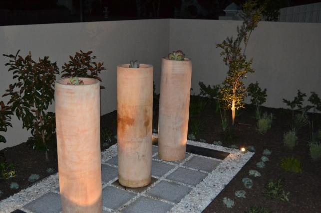 Somerton Park feature planters